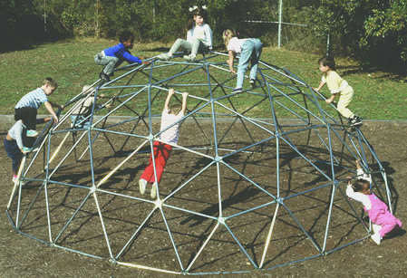 Playgroung Pictures Of Geodesic Domes