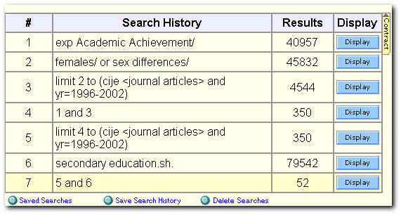 how to search for academic articles